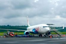 Air Vanuatu a annoncé lundi la suspension de ses vols de rapatriement