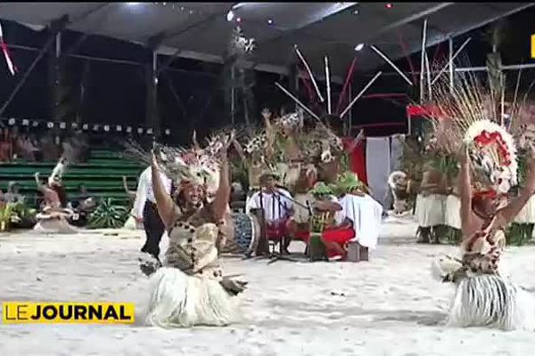 Heiva à Huahine : la jeunesse célèbre sa culture