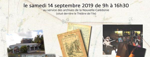 Annonce portes ouvertes 2019 aux archives