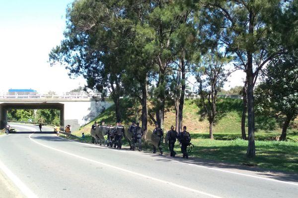 Mobilisation usine du Sud, voie express débloquée