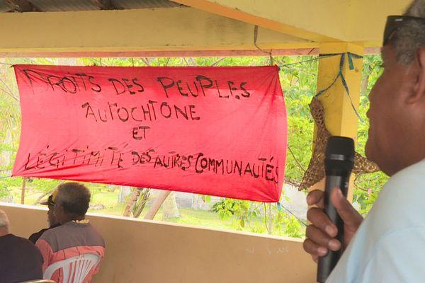 Congrès Dynamique Autochtone Maré