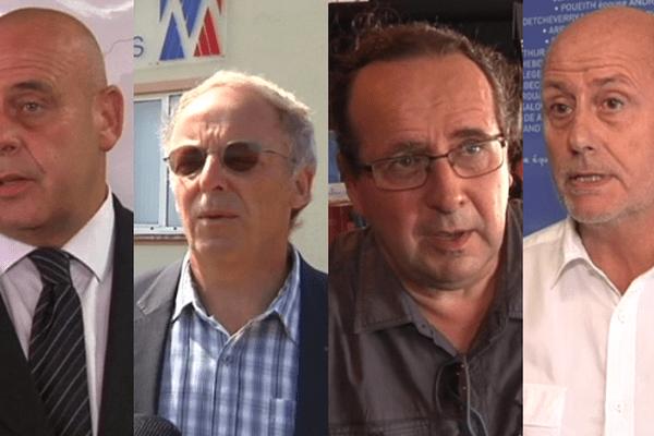 portraits candidats CESE