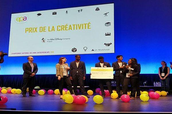 Prix Epafrance mini entreprise