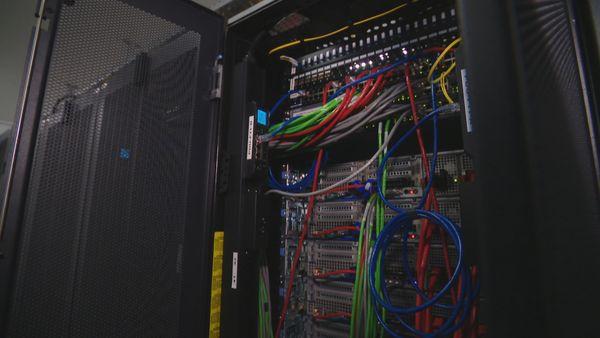 Internet. Câble FAI