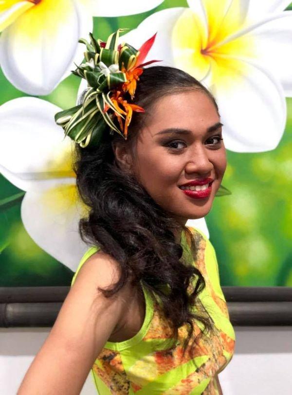 Shona Din Moala - candidate N. 8