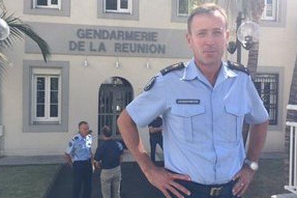 Le nouveau Général de brigade Xavier Ducept