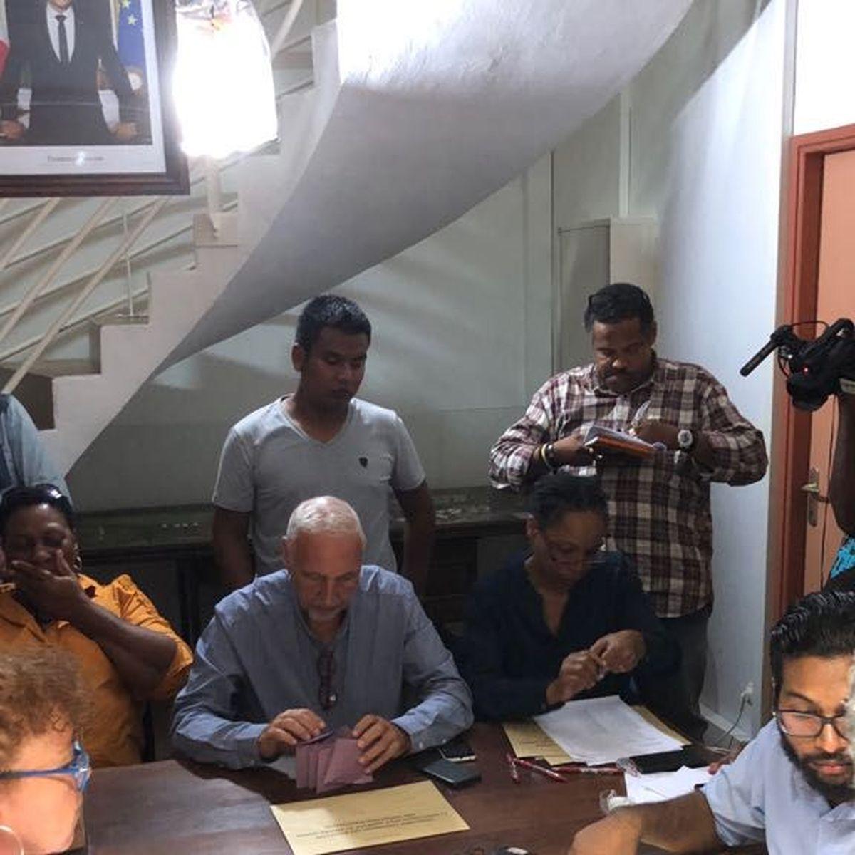 Election Régina-Kaw : il y aura bien un deuxième tour