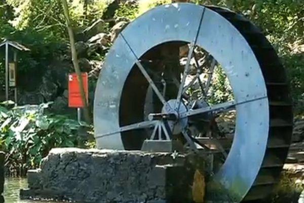 Journée mondiale de l'eau : le moulin de l'Etang Saint-Paul