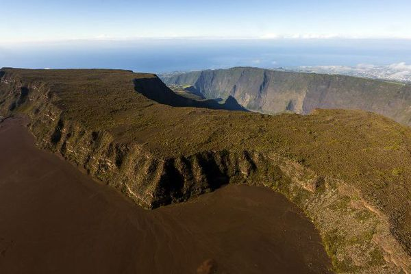 L'éruption imminente du Piton de la Fournaise à La Réunion