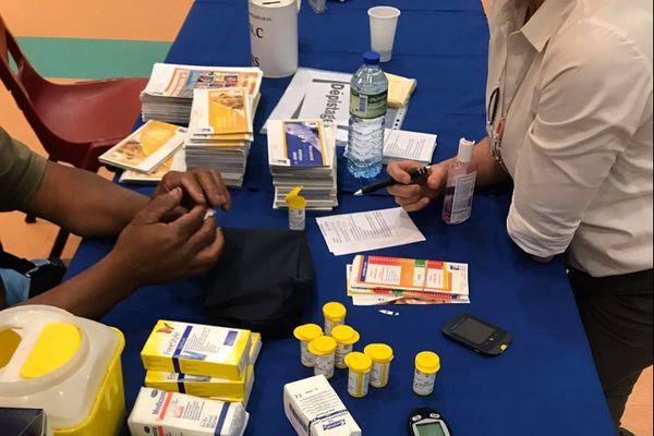salon diabète Païta