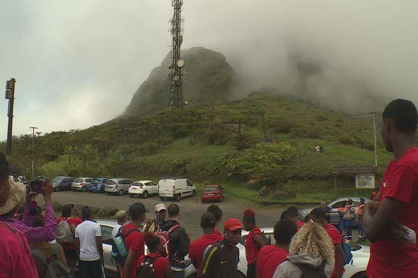 Montagne Pelée