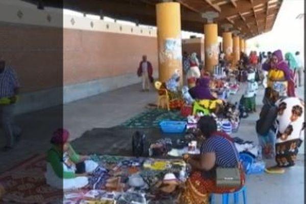Coup de sang marché de Mamoudzou