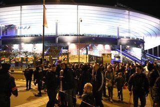 Stade de France 13 novembre
