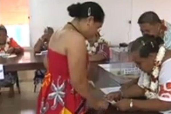 Elctions législatives Wallis et Futuna