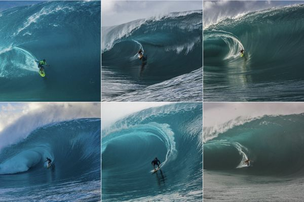 6 Tahitiens sélectionnés au XXL Biggest Wave 2020