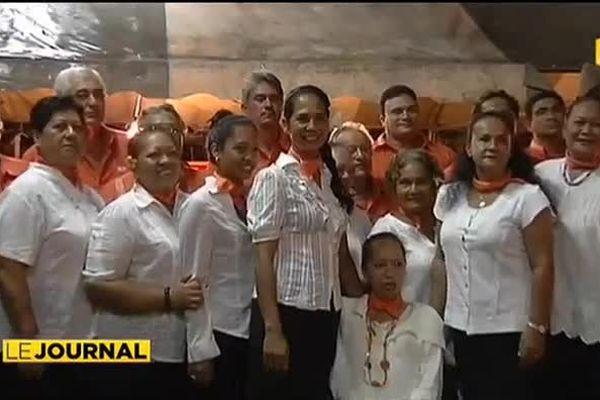 Vincent Dubois et Teura Iriti candidats orange aux sénatoriales