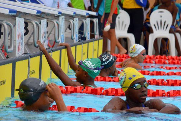 carifta-games de natation