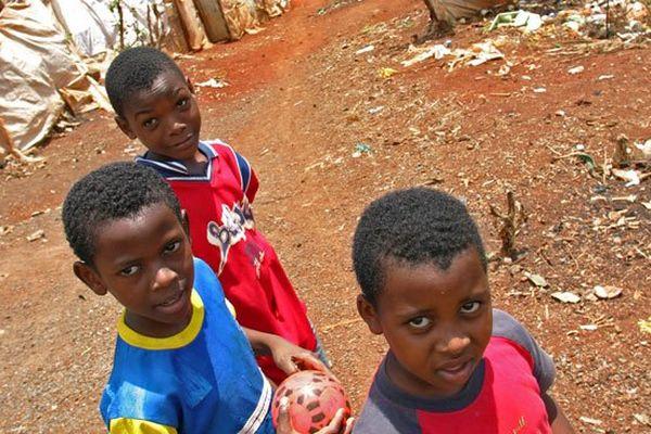 Les enfants de Mayotte