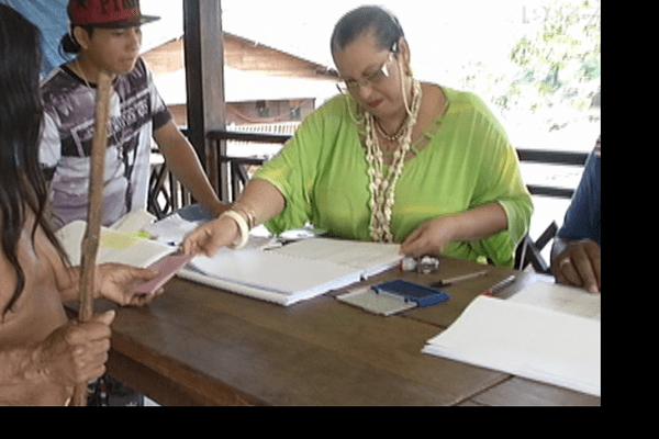 élection à Camopi