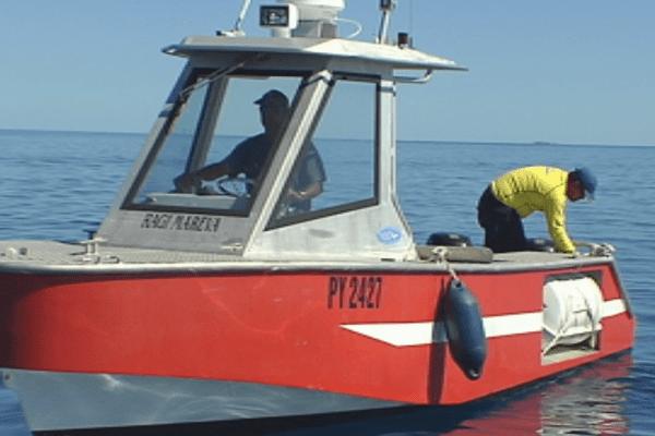 Les bateaux des volontaires de Fakarava bloqués à quais faute de carburant
