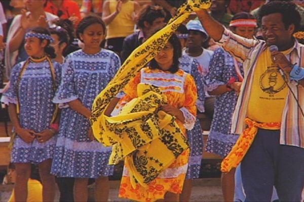 Disours d'ouverture de Mélanésia 2000 - Jean-Marie Tjibaou