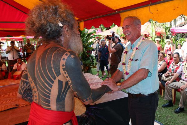 convention internationale Polynesia Tatau