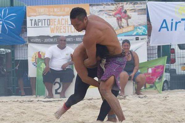 "Carton plein pour la ""Tapito Beach wrestling 2016"""