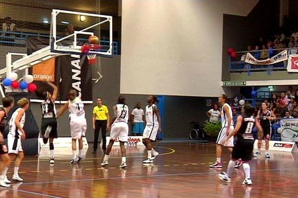 Basket : les braqueuses ont fait le show