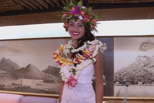 Miss Nouvelle Calédonie à Tahiti