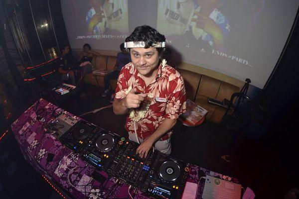 DJ Fred Tahiti