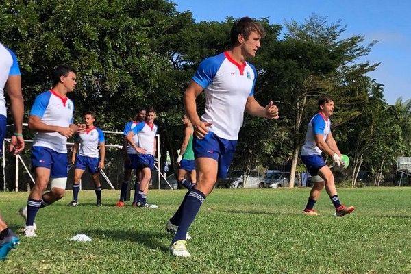 JIOI 2019  Rugby à 7 sélection Réunion 250719