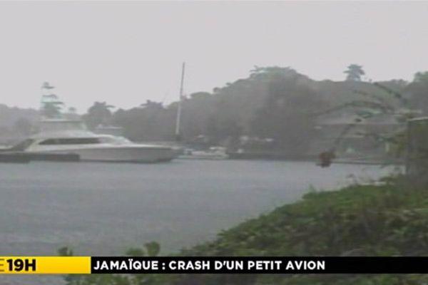 Jamaïque (temps brumeux)