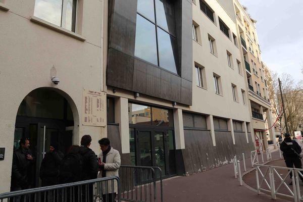 Ecole juive de Montrouge