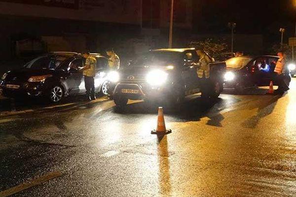 Gendarmerie contrôle routier