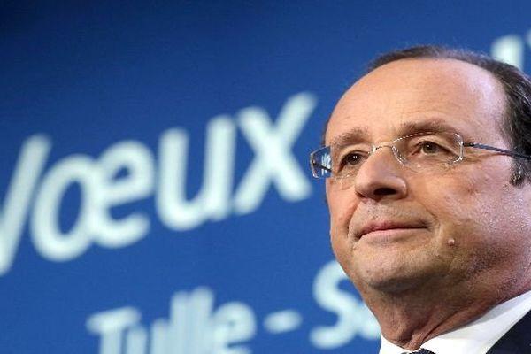 François Hollande voeux
