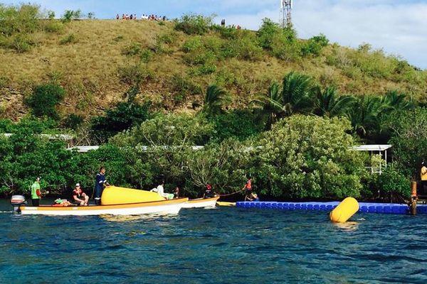 Compétition en eau libre PNG2015