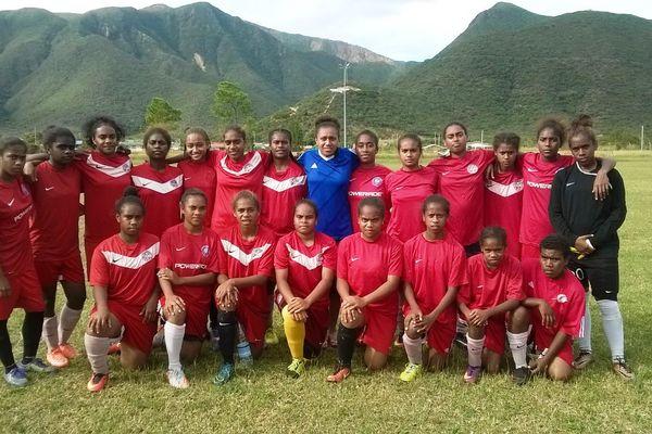 Footballeuses U16