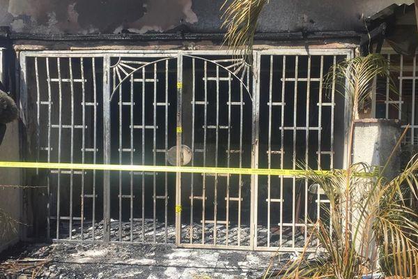 Maison incendiée Saint-François 31-10-2018 (2)