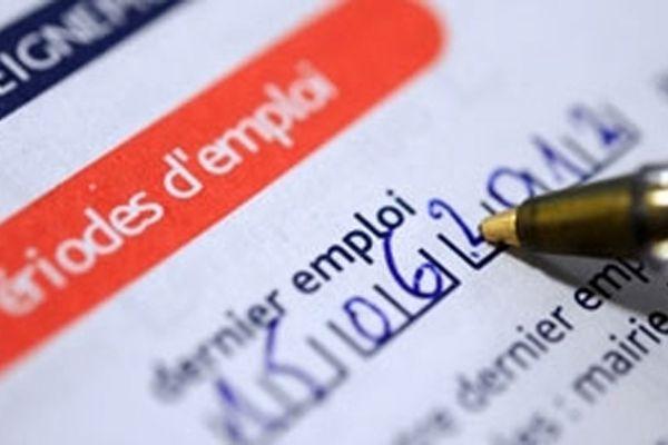 Formulaire d'inscription à pôle-emploi