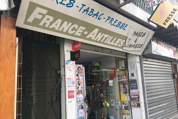 """Librairie """"Pages et images"""" Pointe-à-Pitre"""