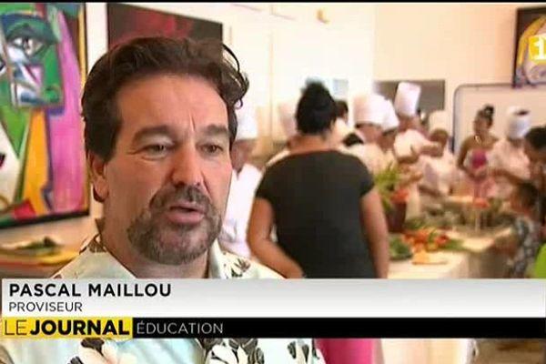 Le lycée hôtelier et du tourisme de Tahiti ouvre ses portes et expose la passion et le savoir-faire des élèves