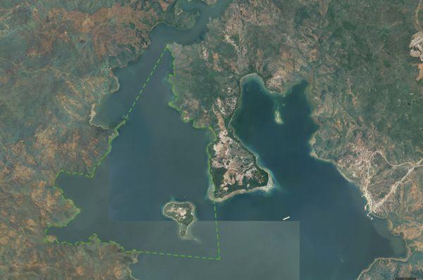 Réserve de Grand Port, dans le Grand Sud.