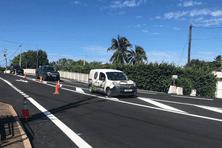La circulation est ouverte sur le pont de Matatià