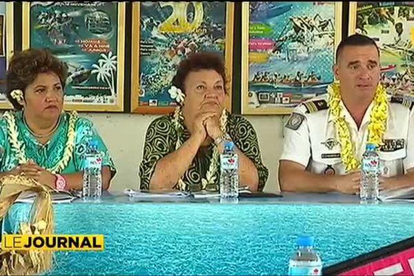 Hawaiki nui vaa 2014 : 684 rameurs prêts à en découdre