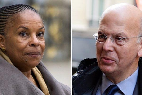 Plainte de Buisson contre Taubira: l'enquête se solde par un non-lieu