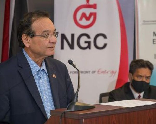 Trinidad et Tobago ministre d'Energie
