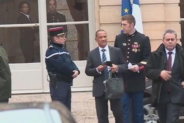 Rodolphe Alexandre à Paris