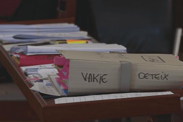 Affaire Deteix aux assises capture dossier (décembre 2017)