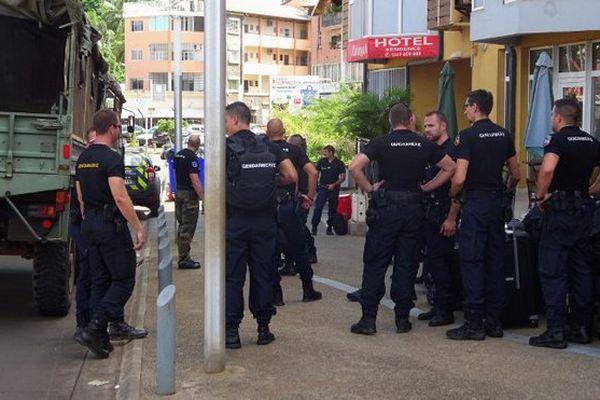 mayotte gendarmes