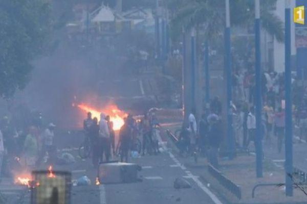 Chaudron affrontements août 2017